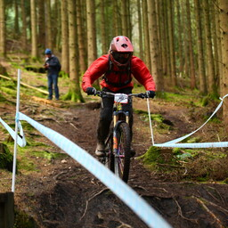 Photo of Oliver RICHARDS at Forest of Dean