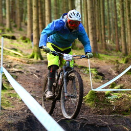 Photo of Dominic WOOD at Forest of Dean