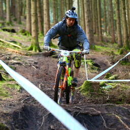 Photo of Chris HART at Forest of Dean