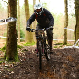 Photo of Alex HOWELL at Forest of Dean
