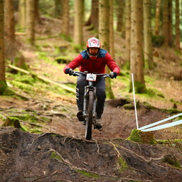 Photo of Paul MAGGS at Forest of Dean