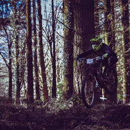 Photo of Lloyd DAVIES at Forest of Dean