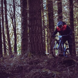Photo of Chris WILLIAMS (mas2) at Forest of Dean