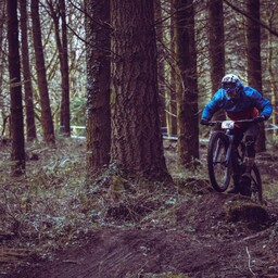 Photo of Dave HAWKES at Forest of Dean