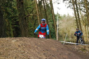 Photo of Aaron DALLEYWATER at FoD