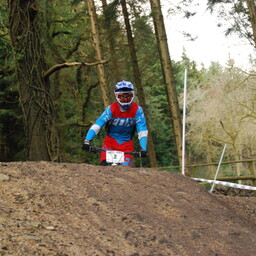 Photo of Aaron DALLEYWATER at Forest of Dean