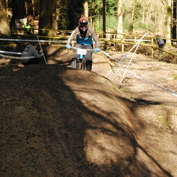 Photo of Chris BAILEY (gvet) at Forest of Dean