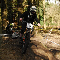 Photo of Andrew MURPHY (sen) at Forest of Dean