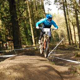 Photo of Robbie WHITE (sen) at Forest of Dean