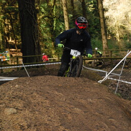 Photo of Zak AARON at Forest of Dean