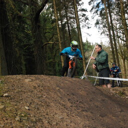 Photo of Chubbie HAMMOND at Forest of Dean