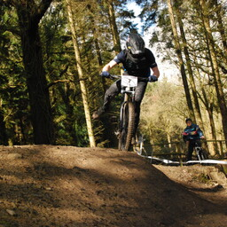 Photo of Matt BAYLISS at Forest of Dean