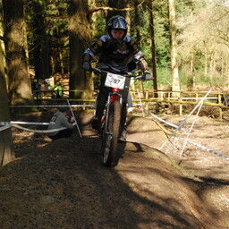 Photo of Harry DERBYSHIRE at Forest of Dean