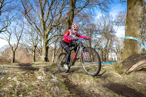 Photo of Madelyn SWANSON at Cathkin Braes