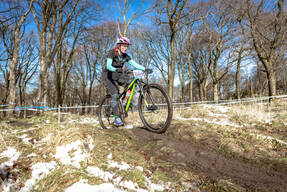 Photo of Cate BLYTH at Cathkin Braes