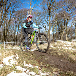 Photo of Cate BLYTH at Cathkin Braes Country Park