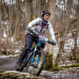Photo of Rider 507 at Cathkin Braes Country Park