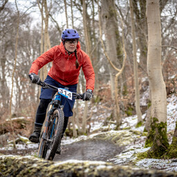 Photo of Amy HICKMAN at Cathkin Braes Country Park