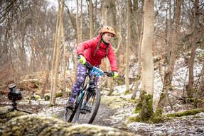 Photo of Yasmin MCPHAIL at Cathkin Braes