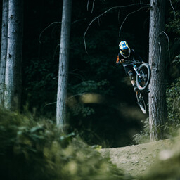 Photo of Malik BOATWRIGHT at Queenstown Bike Park