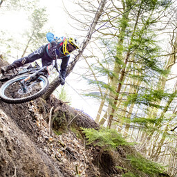 Photo of Chris BISHOP at Forest of Dean