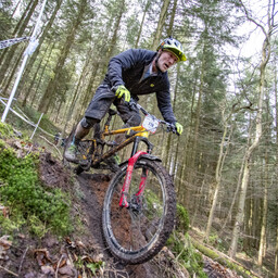 Photo of Karl WOODMAN at Forest of Dean