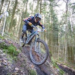 Photo of Greg BERRY at Forest of Dean