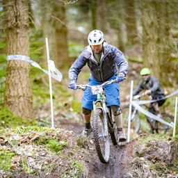 Photo of Chris SHARP (htl) at Forest of Dean