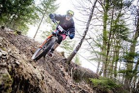 Photo of Pete EDWARDS at Forest of Dean