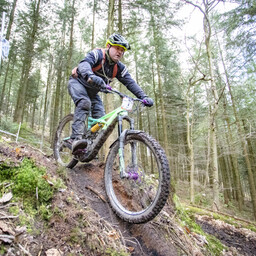 Photo of Ben PUGH at Forest of Dean