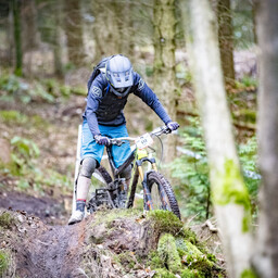 Photo of Euan LYONS at Forest of Dean