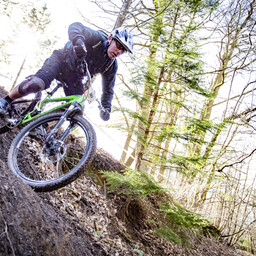 Photo of Justin INGRAM at Forest of Dean