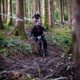 Photo of Michael SANDERSON at Forest of Dean