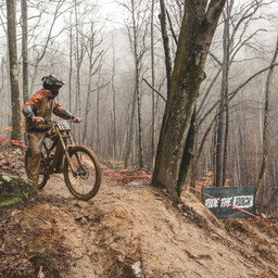 Photo of Axel BRYAN at Windrock, TN