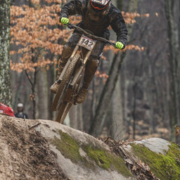 Photo of Zach GAREIS at Windrock, TN