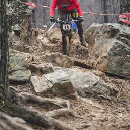 Photo of Jason SIMPSON at Windrock, TN
