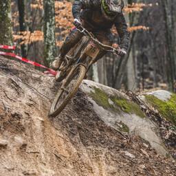 Photo of Graeme PITTS at Windrock, TN