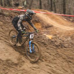Photo of Brandon DOUGLAS at Windrock, TN