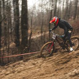 Photo of Elliot JAMIESON at Windrock, TN