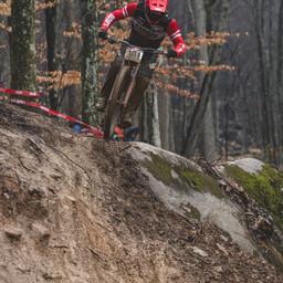Photo of Ethan SHANDRO at Windrock, TN
