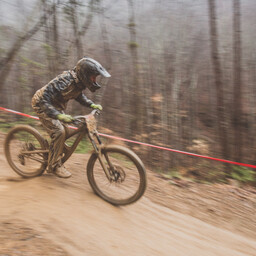 Photo of Adam NUTTER at Windrock, TN