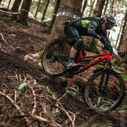 Photo of Dominic EGGBEER at Forest of Dean