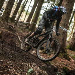 Photo of Andy UPTON at Forest of Dean