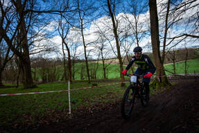 Photo of Mark SLOCOMBE (xc) at Matterley Estate