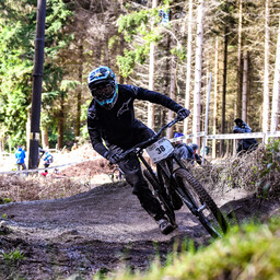 Photo of Dom RUSSELL at Forest of Dean