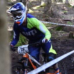 Photo of Alex HAMMOND at Forest of Dean