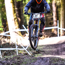 Photo of Luke HUMPHRIES at Forest of Dean