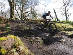 Photo of Mark SHAW (vet) at Cathkin Braes