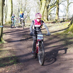 Photo of Isla BRYSON at Cathkin Braes Country Park
