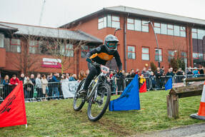 Photo of Abi LEGGE at Sheffield
